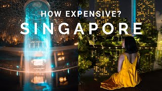 Is Singapore Expensive? - Cost For Foreigners 🇸🇬