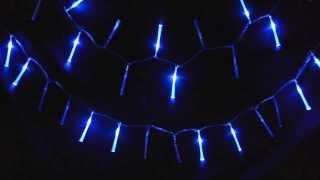 Светодиодная гирлянда оптоволоконные кисточки, синяя(Светодиодная гирлянда оптоволоконная LED Garland String представляет собой направляющую нить на которой последов..., 2013-11-28T10:08:08.000Z)