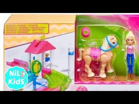 NİL TÜRKİYE'DE YENİ BARBIE GO OYUNCAĞI | Oyuncak Barbie Bebek Açılımı |
