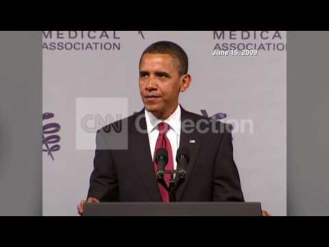 OBAMA-IF YOU LIKE YOUR HEALTHCARE MONTAGE