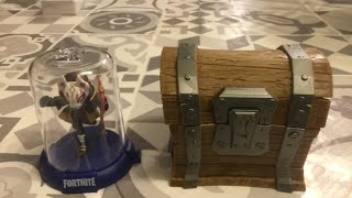 PACK OPENING OBJETS FORTNITE COFFRE AND FIGURINE