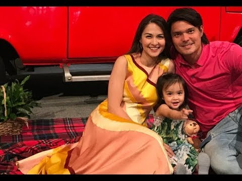 Marian Rivera Celebrates Birthday with Dingdong, Maria Letizia and Close Friends - 동영상