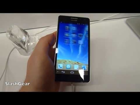 Huawei Ascend D2 quad-core 1080p Jelly Bean smartphone hands-on