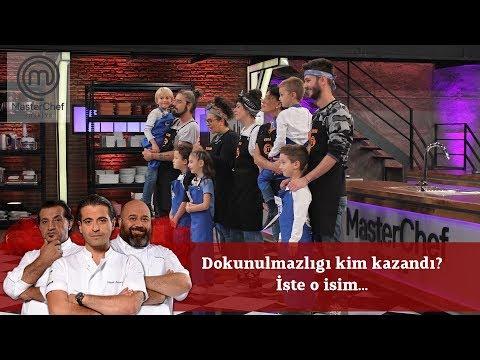 Dokunulmazlığı Kazanan Isim Belli Oldu! | 12.Bölüm | MasterChef Türkiye