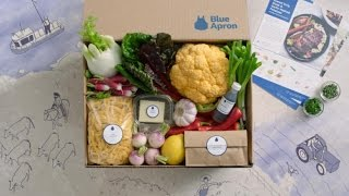 Blue Apron: Building a better food system from scratch