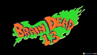 Brain Dead 13 gameplay (PC Game, 1995)