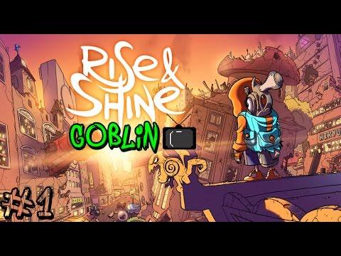 Rise and Shine | Blind Walkthrough | Part I: Intro |  G0blin TV