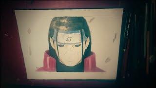 Como dibujar a Hashirama| How to draw Hashirama | BladexDraws