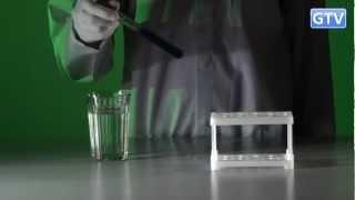 Крахмал и йод при нагревании - химические опыты