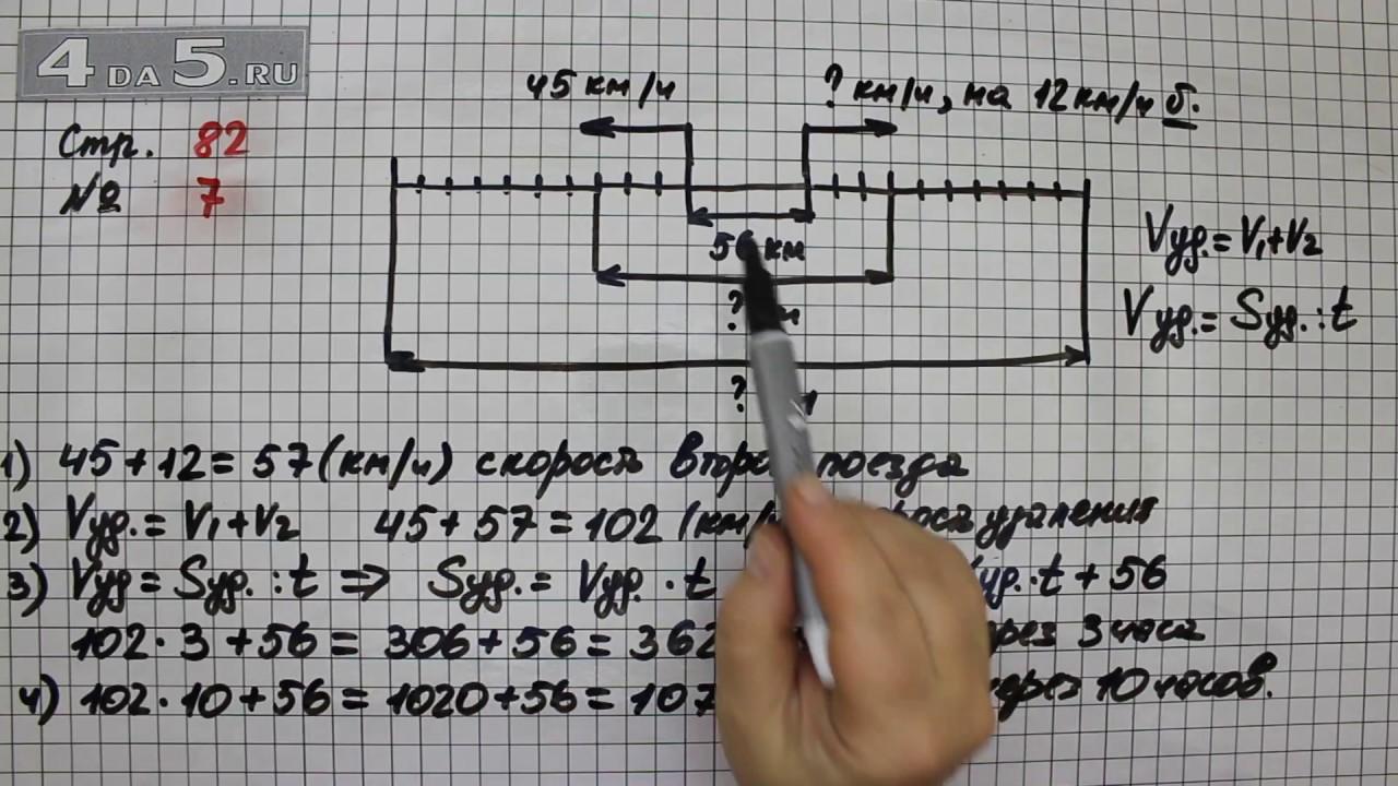 Математика 4 класс Учебник Часть 2 Моро М.И купить в Москве с ... | 720x1280