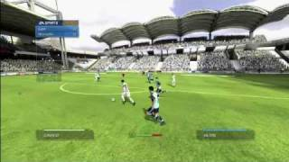 FIFA 09 - Inside The Game - PS3 Be A Pro: Seasons