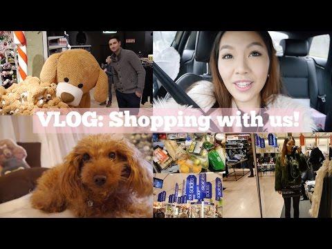 VLOG: Shopping with us! | ANGELBIRDBB