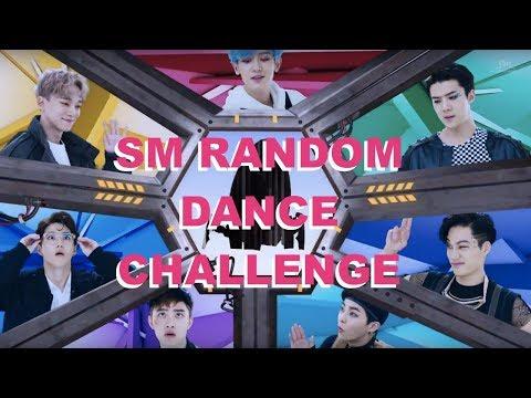 KPOP RANDOM DANCE CHALLENGE: SM EDITION [EXO SHINEE F(X) RED VELVET SNSD NCT SUPER JUNIOR]