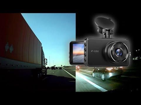 ViviLink T20X 2.5K Dash Cam (With Sample Footage)