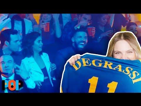 """Drake Reunites Degrassi Cast for """"I'm Upset"""" Music Video"""
