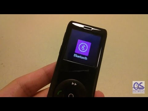 REVIEW: SEFREE MPONE - Smart Bluetooth MP3 Player!