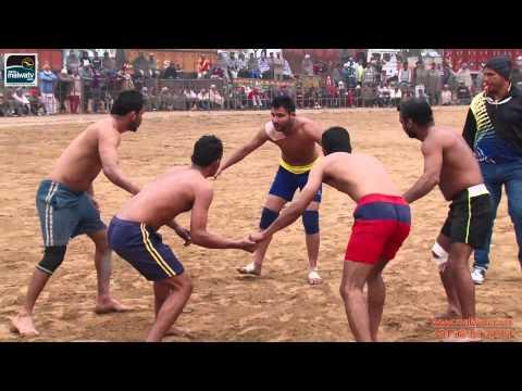 BIHLA (Barnala) Kabaddi Cup - 2015 || KABADDI 75 Kg. & Girls Matches || HD || Part 1st.