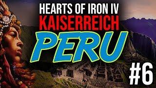 Sojusz Meksykański jest za silny - Kaiserreich | Peru #6