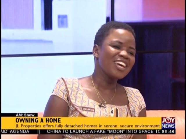 Owning A Home - AM Show on JoyNews (19-10-18)