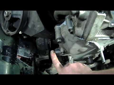 УАЗ Патриот змз-51432 подклинил вакуумный насос 1ч