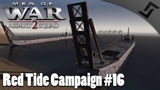 Landing Ship, Tank!? - Men of War: Assault Squad 2 - Red Tide Mission 16