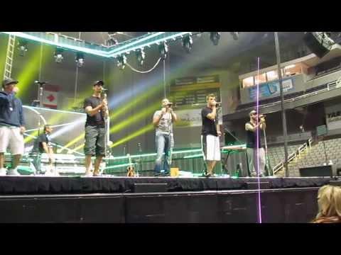 Show 'Em (What You're Made Of) - Backstreet Boys Sound Check