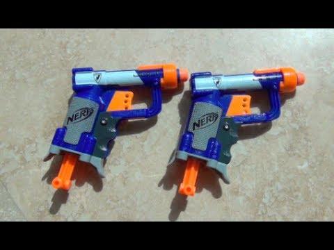 [TUTORIAL] Nerf N-Strike Elite Jolt Mod Guide - YouTube  [TUTORIAL] Nerf...
