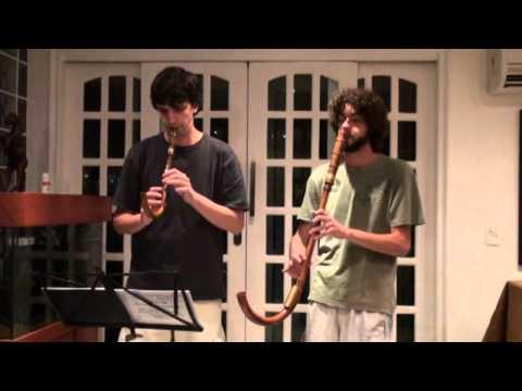 Tielman Susato - Mohrentanz - Crumhorn Music