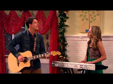 Song For You - Music Video - Bridgit Mendler and Shane Harper - Good Luck Charlie - Disney Channel