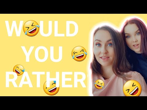 Download WOULD YOU RATHER??? | LESBIAN COUPLE