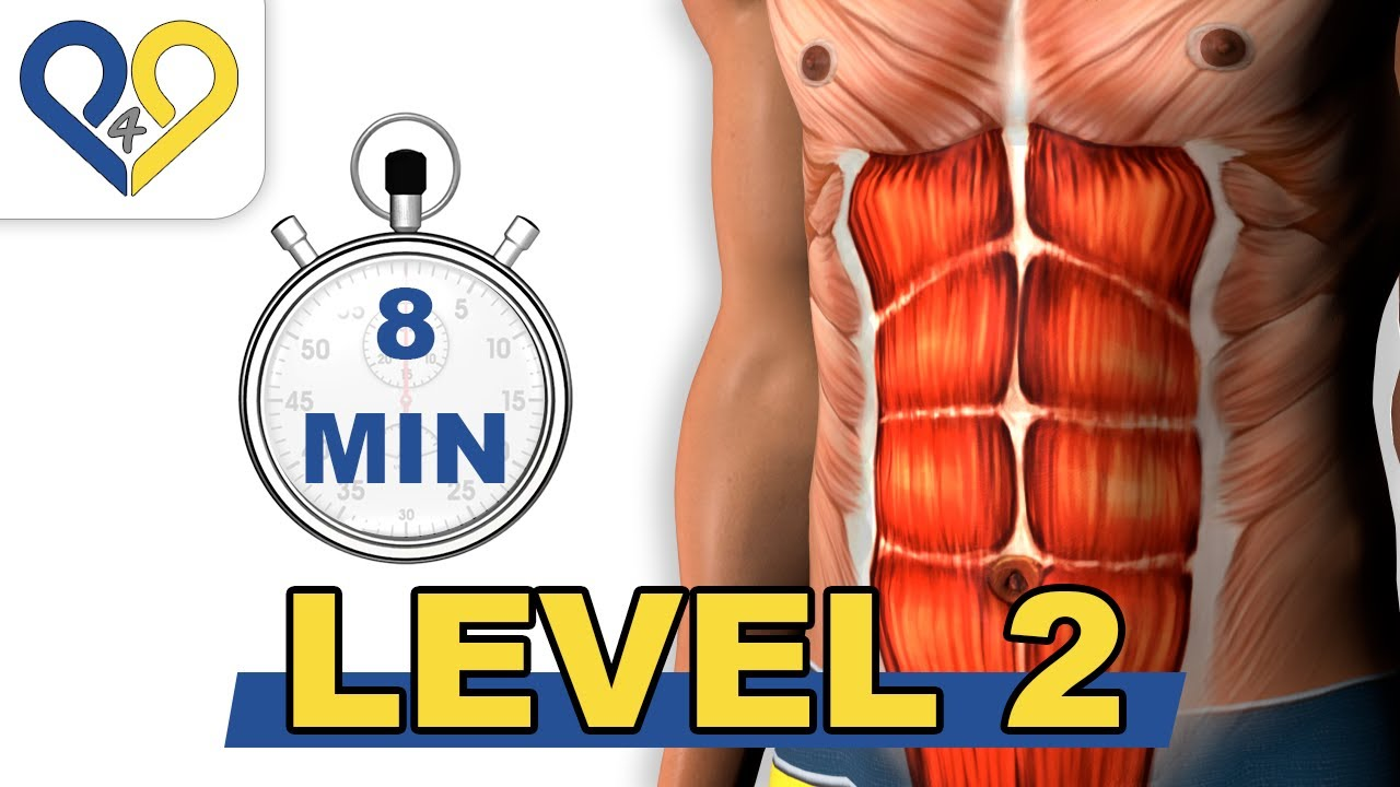 Download Abs workout how to have six pack - Level 2