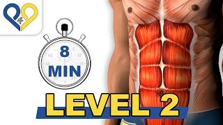 vuclip Abs workout how to have six pack - Level 2