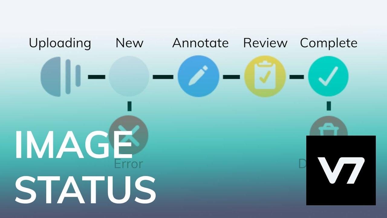 Image Annotation Statuses: Annotate, Review... - V7 AI Academy