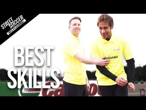 Insane FootballSoccer Skills  Best skill videos .... so far!