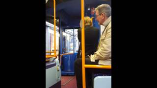 Mr elliots bus ticket meltdown