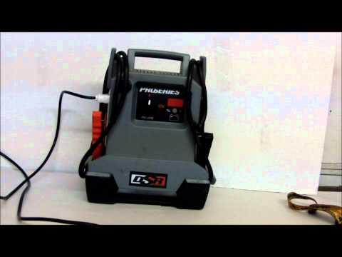 Automotive Review: Proseries DSR Schumacher Jump Pack Portable Power Starting