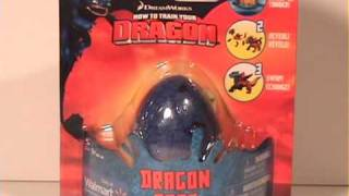 How To Train Your Dragon - Dragon Eggs Review