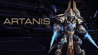 Heroes of the Storm – Artanis Trailer