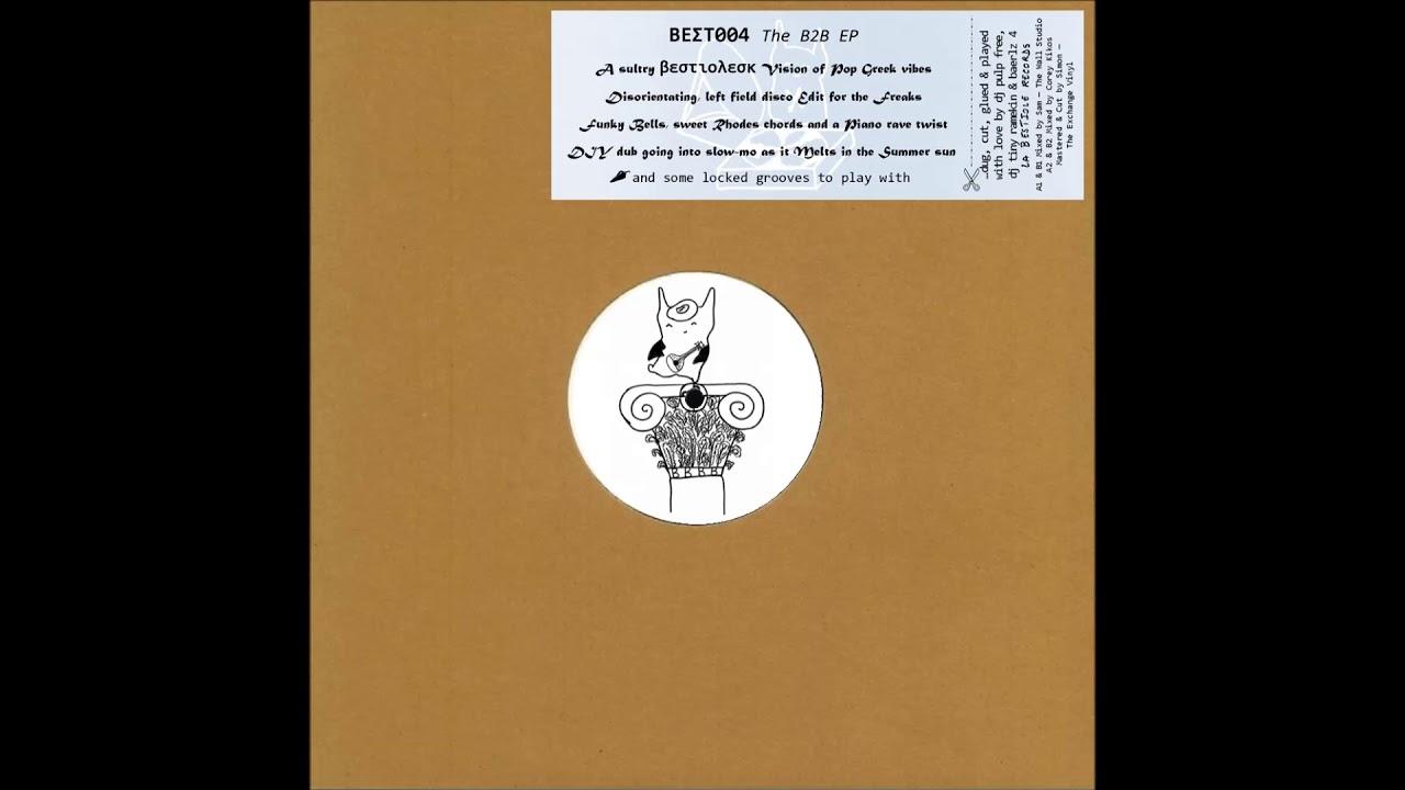 Fleur De Lotus Dijon the b2b ep [best004] - baerlz, dj pulp free & dj tiny