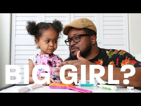 How to be a BIG GIRL!