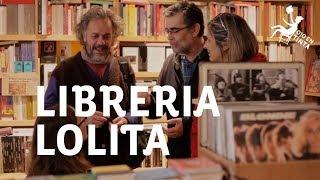 Lolita, una librería atendida por su propio dueño