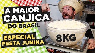 Baixar CANJICA GIGANTE!!! (Mungunzá) [ESPECIAL FESTA JUNINA!]