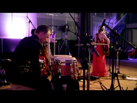 Little Sparrow performing 'Polly' live at dock10 studios, MediaCityUK