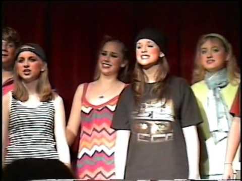 High School Musical (Thoreau Middle School) 2007 Pt 1