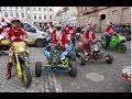 Supermoto & Atv Christmas || Santa Claus Is Coming