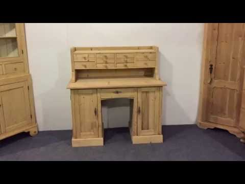 Pine Desk for sale - Pinefinders Old Pine Furniture Warehouse