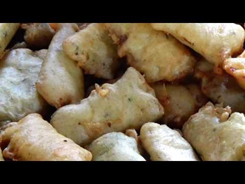 Delicious & Crispy - Fish Batter Fry (Bengali Cuisine) | How To Make 1000 Pieces Fish Batter Fry