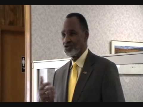 Moses Carey, Jr. Chairman NC Employment Security Commission