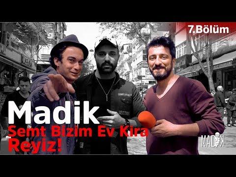 In Suburbs with Interview Man (Bagcilar)   Madik