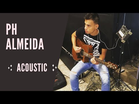 Israel Houghton Cover The Earth - PH Almeida Acoustic